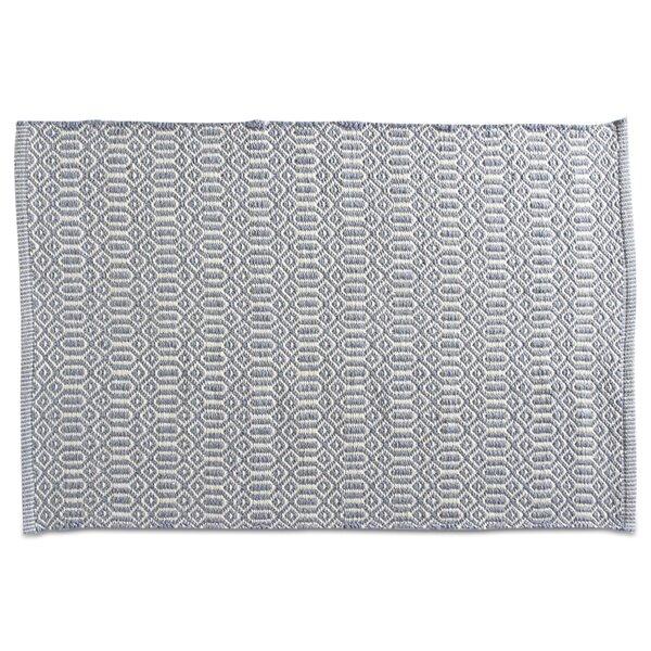 Raga Hand-Loomed Gray Indoor/Outdoor Area Rug by TAG