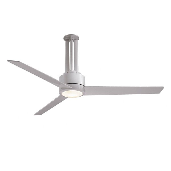56 Flyte 3 Blade LED Ceiling Fan by Minka Aire