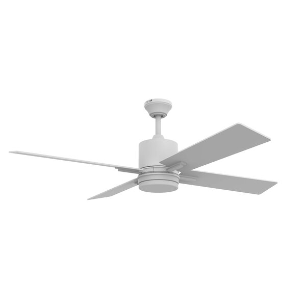 52 Robbs 4 Blade LED Ceiling Fan by Orren Ellis