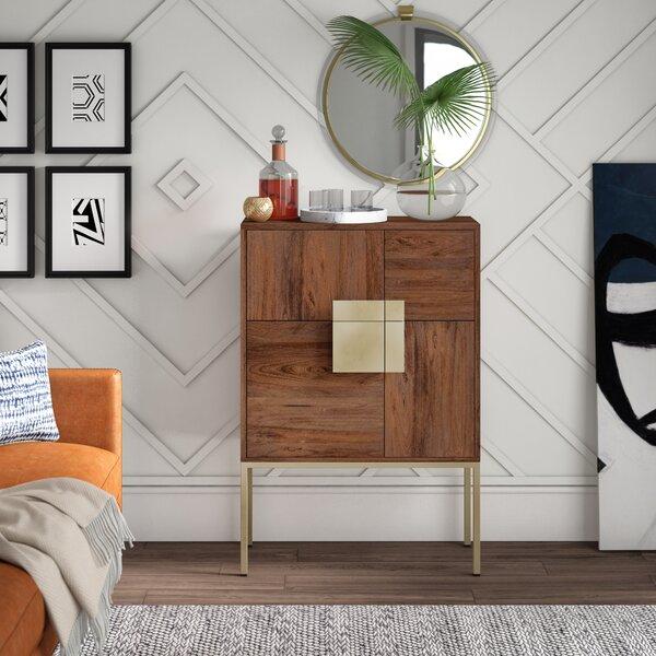 Kyte 4 Doors Cabinet by Mercury Row