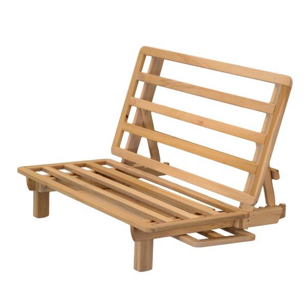 picture product double frame futon comfy bigger mattress set wood living bestseller asp