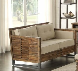 Burley Loveseat by Foundry Select