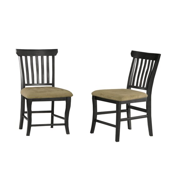 Newry Solid Wood Dining Chair (Set of 2) by Darby Home Co