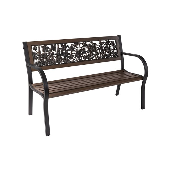 Cole Tube Steel Park Bench