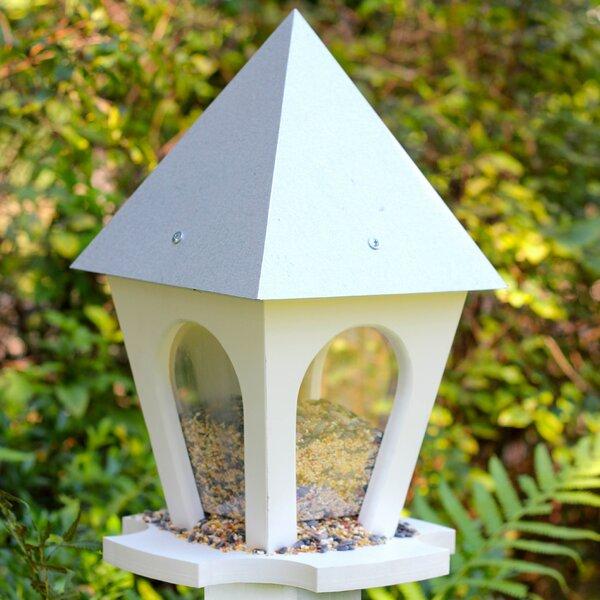 Wild Bird Bistro Hopper Bird Feeder by Heartwood