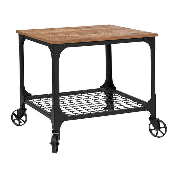 Cardin Park Bar Cart by Williston Forge