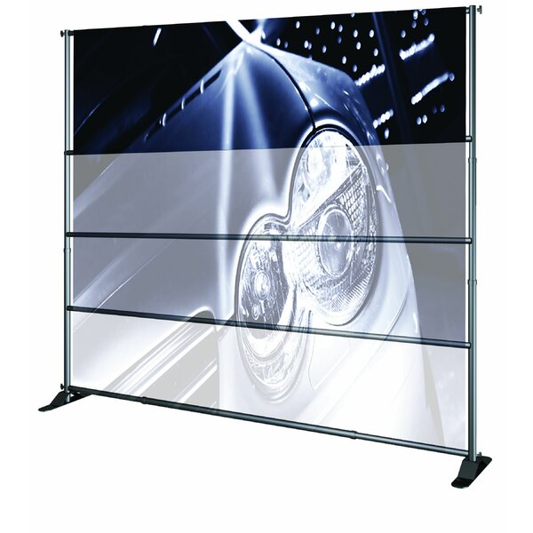 Retractable Banner Stand by Testrite