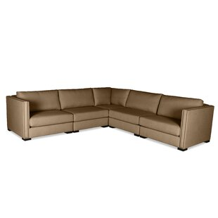 Timpson Right and Left Arms L-Shape Modular Sectional