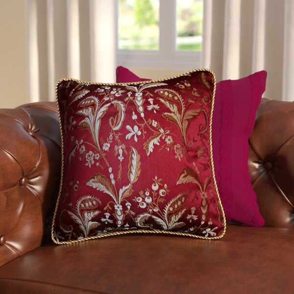 Rockport Throw Pillow by Charlton Home