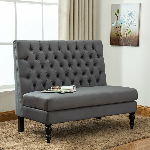 Mccroskey Settee by Charlton Home