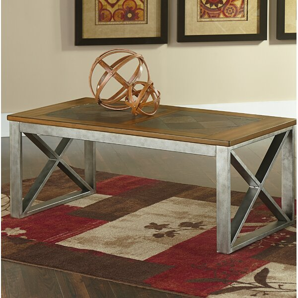 Jenkintown Coffee Table by Williston Forge