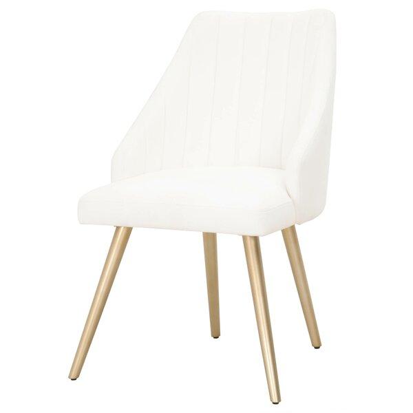 Asuka Upholstered Dining Chair (Set of 2) by Orren Ellis