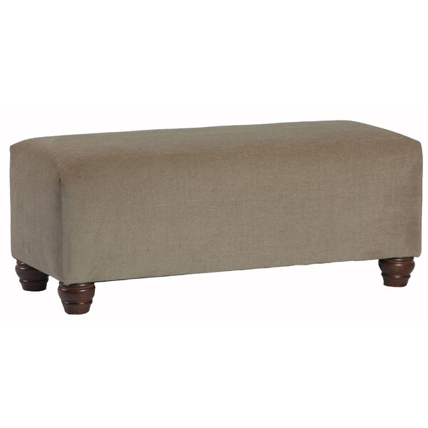 Bedroom Bench Upholstered Bench by Leffler Home