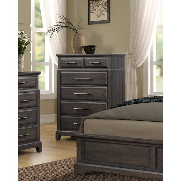 Kreutzer Espresso Mans Chest By Gracie Oaks by Gracie Oaks No Copoun