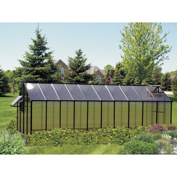 Monticello Mojave 8.1 Ft. W x 20.4 Ft. D Greenhouse by Riverstone Industries