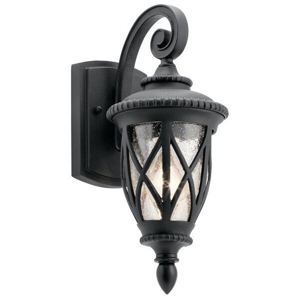 Dasie 1-Light Outdoor Wall Lantern by Darby Home Co