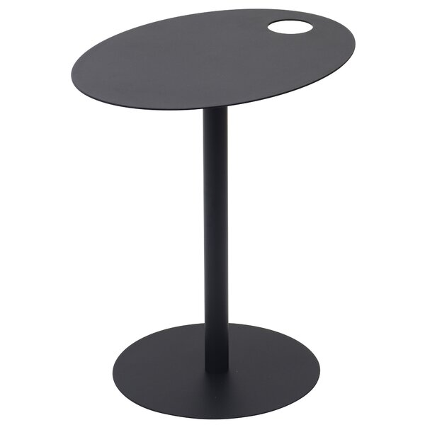 Lombardy End Table By Ebern Designs