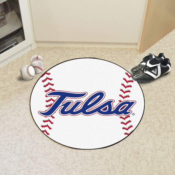 University of Tulsa Doormat by FANMATS