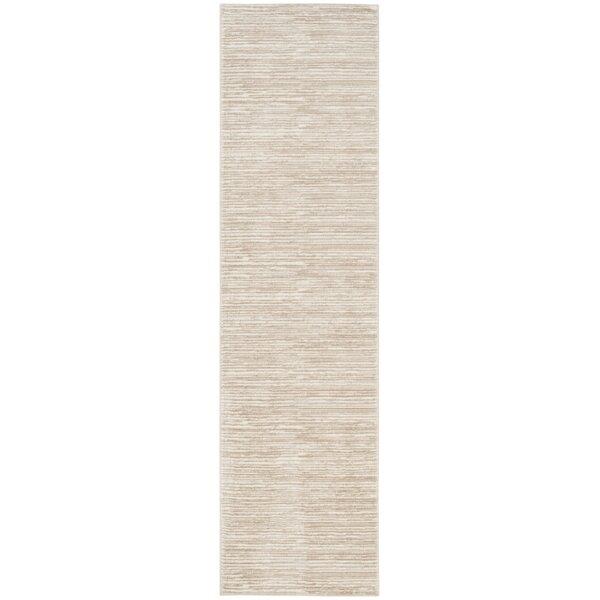 Harloe Ivory/Cream Area Rug by Zipcode Design