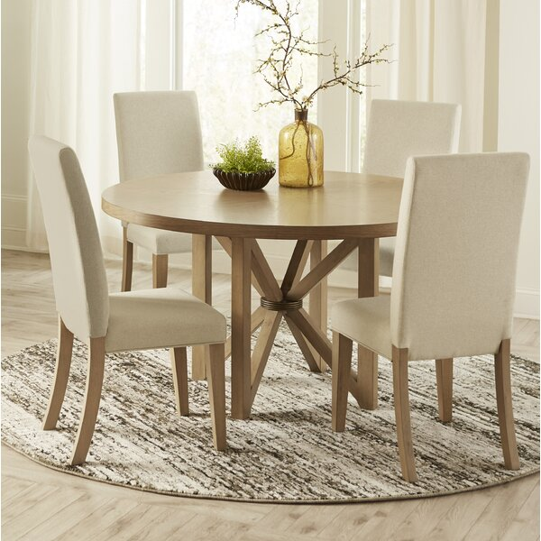 Hoosier 5 Piece Dining Set by Gracie Oaks