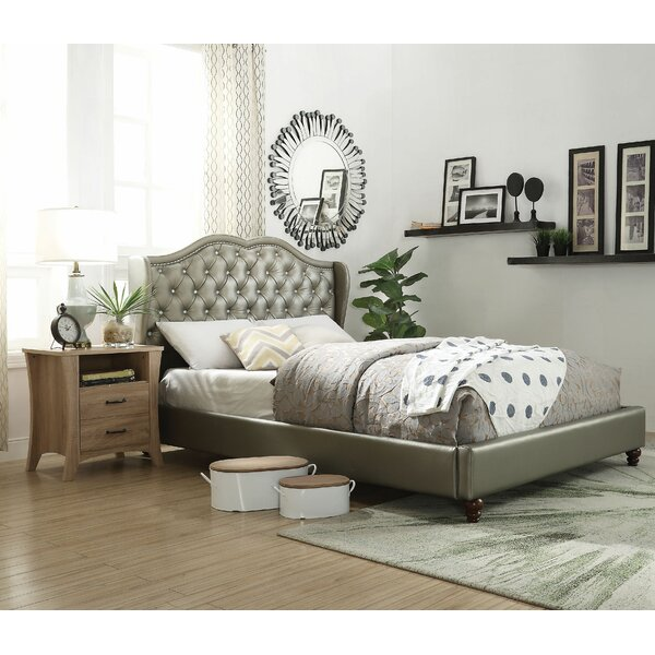 Overstreet Queen Panel Configurable Bedroom Set by House of Hampton