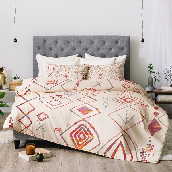 Iveta Abolina Tangier Villa Comforter Set by East Urban Home