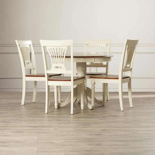 Artin 5 Piece Dining Set By Andover Mills Today Only Sale