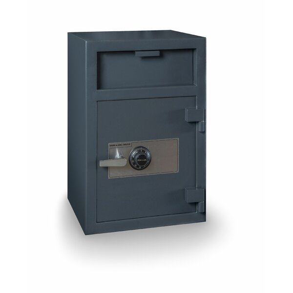 Steel Commercial Depository Safe by Hollon Safe