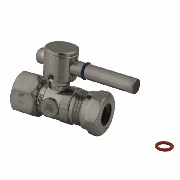 Fauceture Slip Joint Straight Valve by Kingston Brass