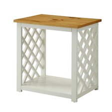 Addison End Table by Charlton Home