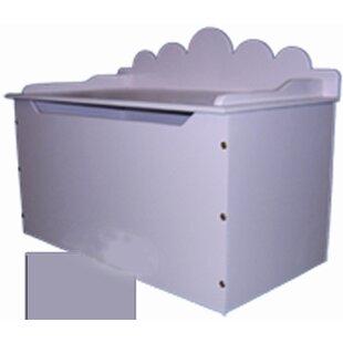 Cloud Back Toy Box ByJust Kids Stuff