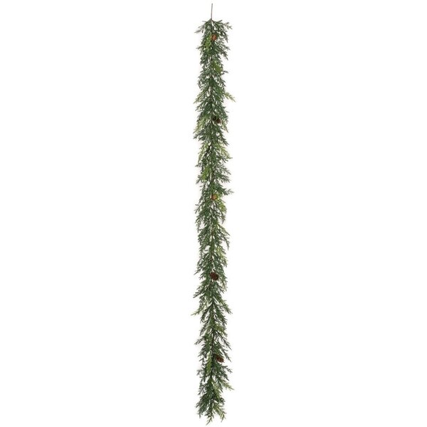 Arborvitae Garland by Clover Lane