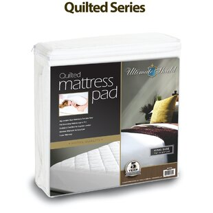 Polyester Mattress Pad By Ultimate Shield