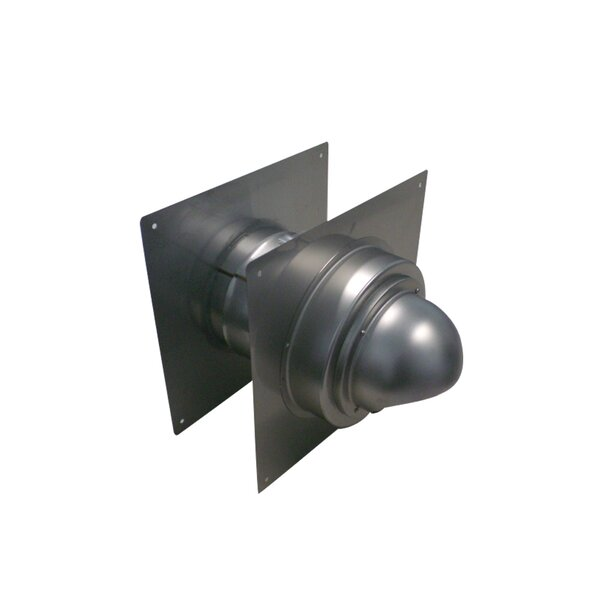 Stainless Steel Wall Thimble for Regular Wall by Noritz