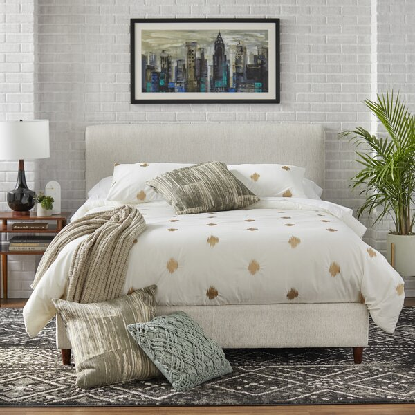 Faszcza Queen Upholstered Standard Bed by Latitude Run