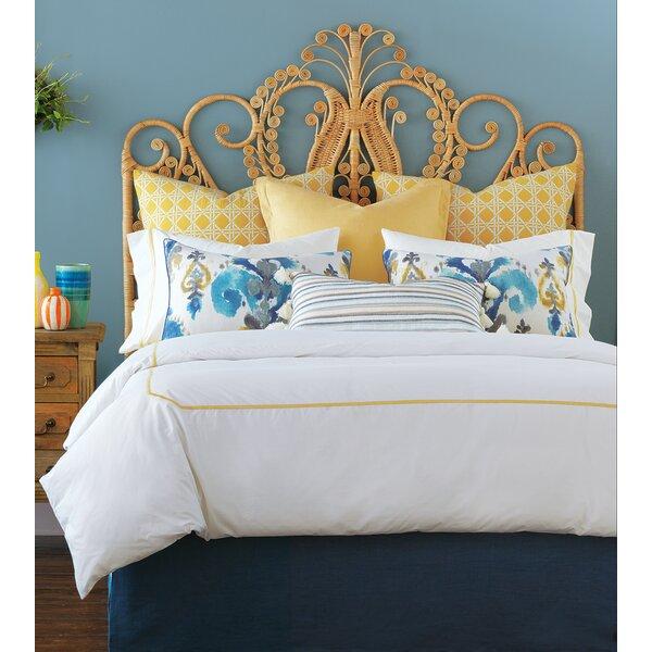Kiku Indigo 16 Bed Skirt by Eastern Accents