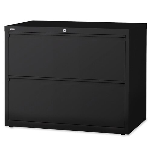 2-Drawer Files Lateral Filing Cabinet by Symple Stuff