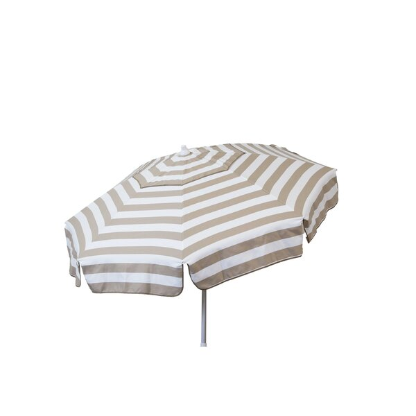 6' Beach Umbrella by Heininger Holdings LLC Heininger Holdings LLC