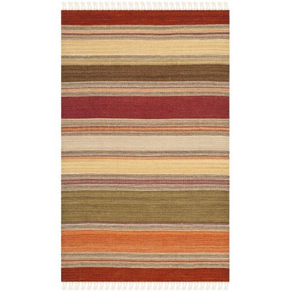 Striped Kilim Rug by Safavieh