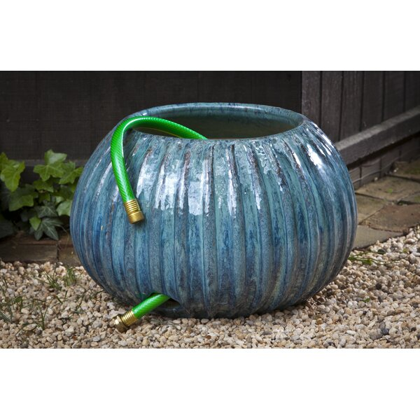 Gresham Ribbed Hose Pot by Campania International