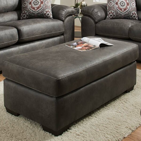 Ace Ottoman by Chelsea Home