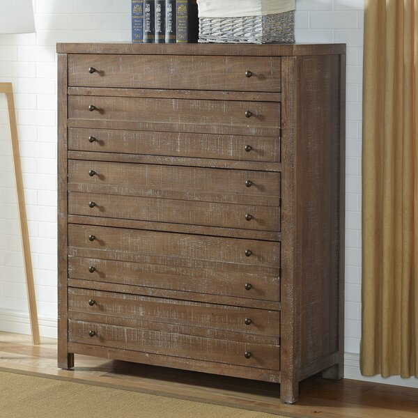 Alaine 5 Drawer Chest by Brayden Studio