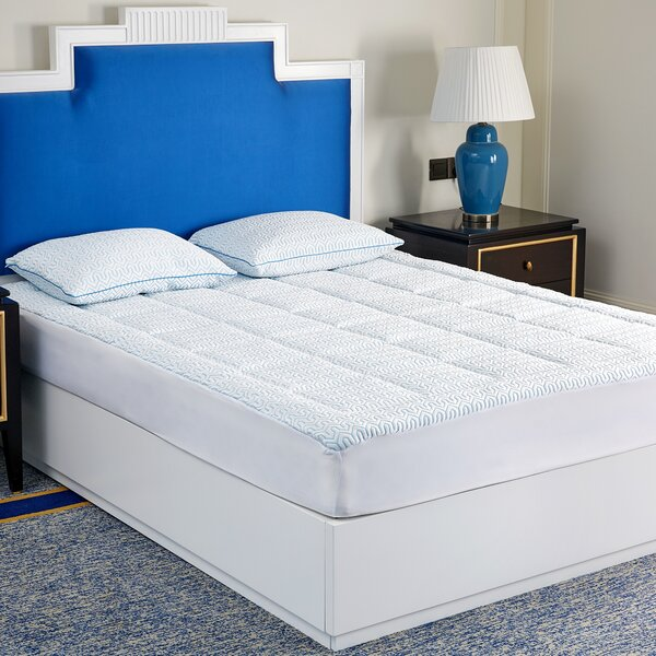 Soren Mattress Pad by Alwyn Home