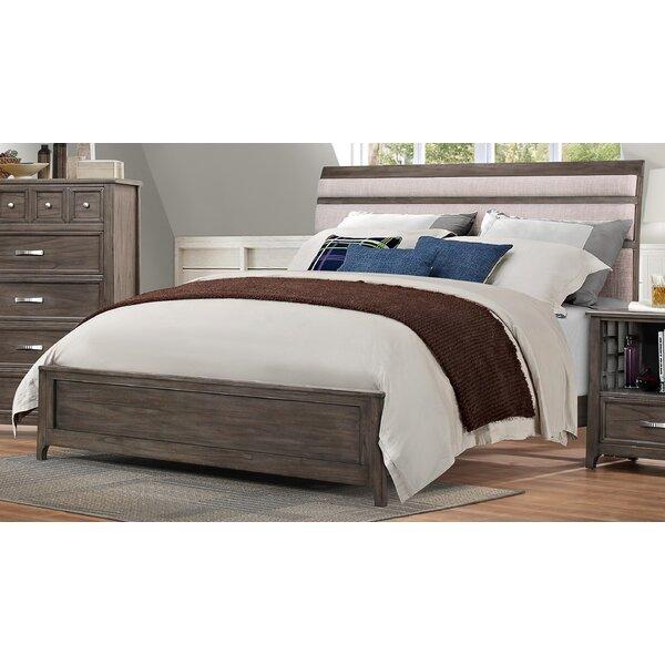 Pirkle Upholstered Standard Bed by Gracie Oaks