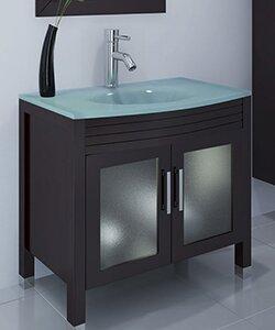 Ludwig 36 Single Bathroom Vanity Set by JWH Living