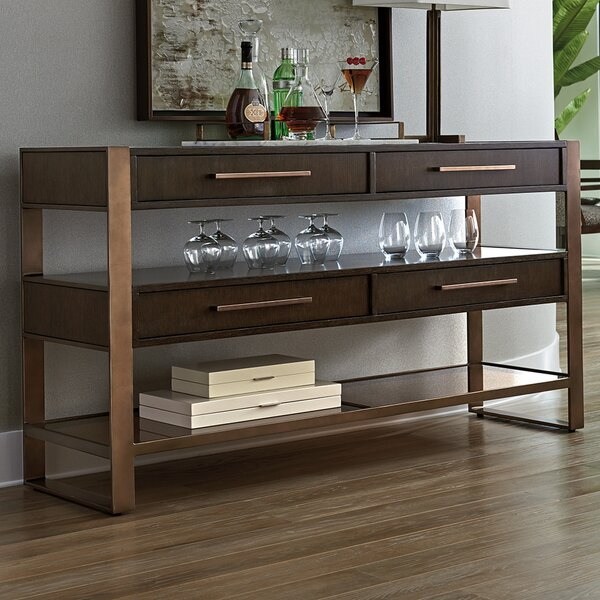 Zavala Cloister Sideboard by Lexington
