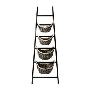 Plaid 6 ft Decorative Ladder by Mistana