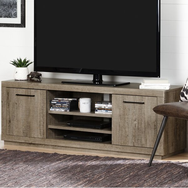 Kanji TV Stand For TVs Up To 65