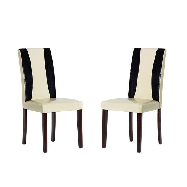 Savana Parsons Chair (Set Of 8) By Warehouse Of Tiffany Reviews