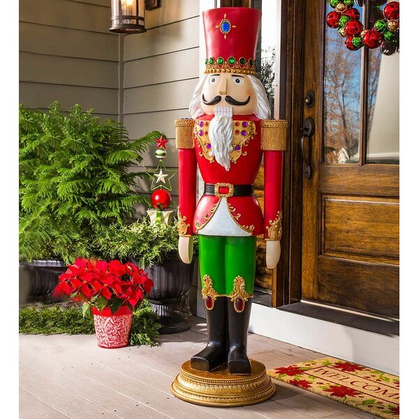 Wind Amp Weather Giant Sized Regal Nutcracker Amp Reviews